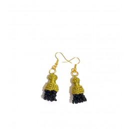 """""""Machos"""" bullfighting earrings, ZiNGS design"""