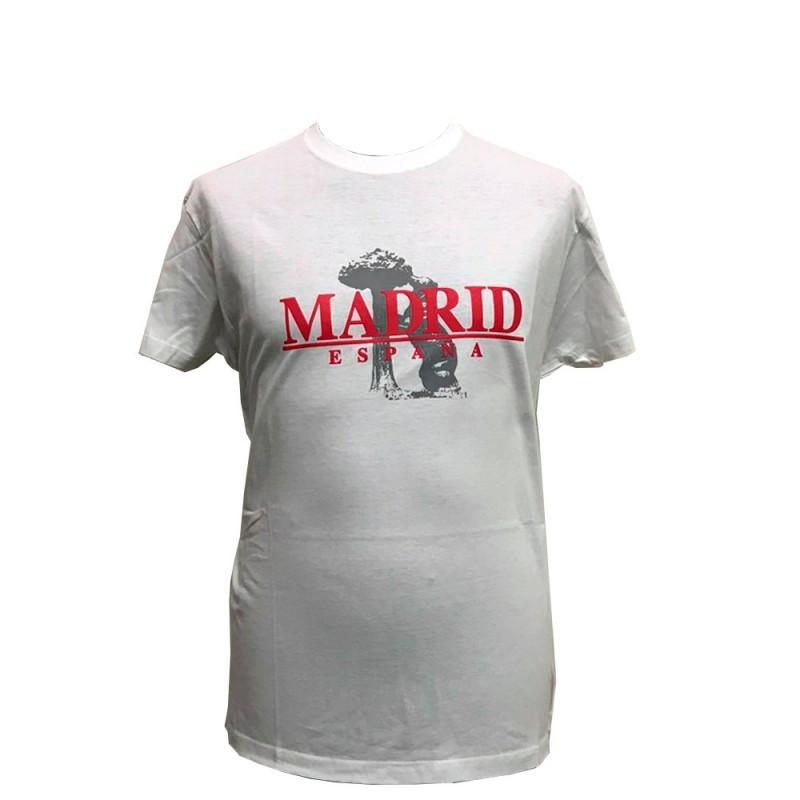 "T-shirt ""Oso y madroño"" adulte"