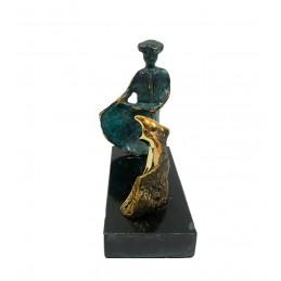"""Figurine Taurine """"Capote"""""""