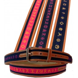 Bullfighting belt