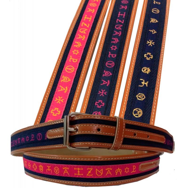 Cinturón Taurino