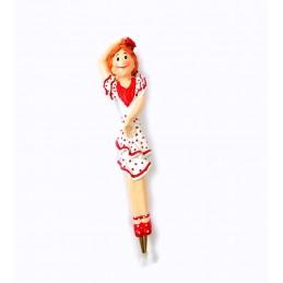 Flamenco Dancing Ballpoint Pen