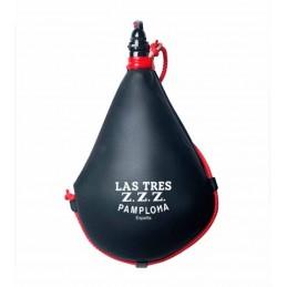 Supreme latex straight wine boot Tres ZZZ