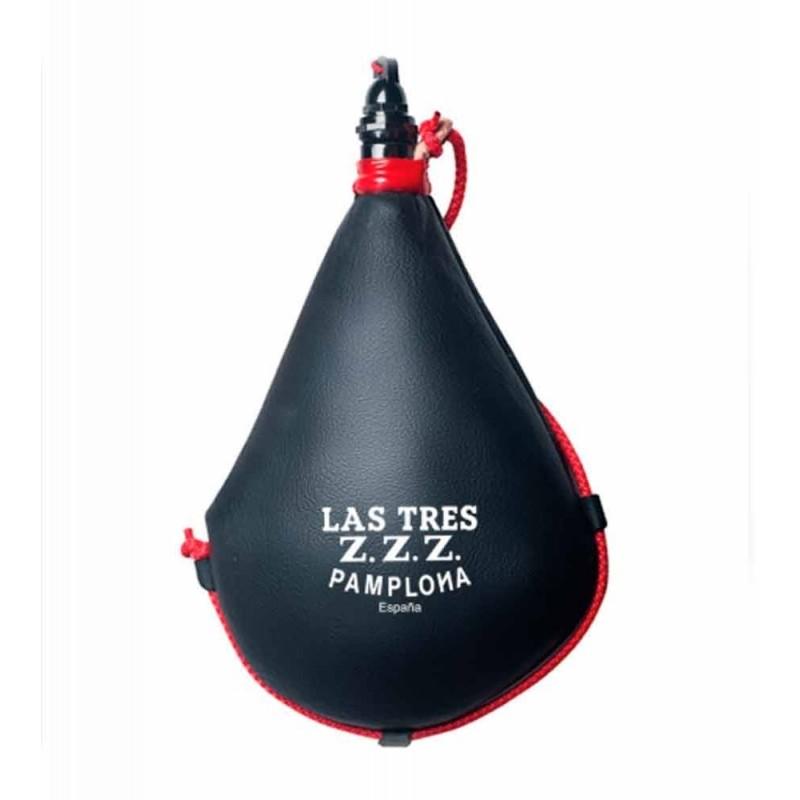 Supreme latex straight wine boot