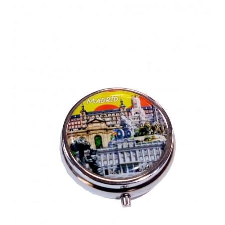 """Pastillero """"Souvenirs e Madrid"""""""