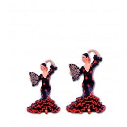 "Flamenco dancer ""Mosaic"" Trencadis"
