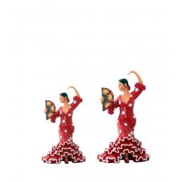 "Bailaora flamenco ""Mosaico"" Trencadis"