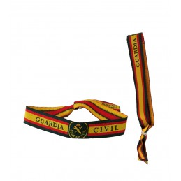 "Cloth bracelet of the ""Guardia Civil"""
