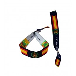"Bracelet ""The Spanish Legion"""