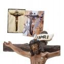 El Cristo de la Buena Muerte o Cristo de Mena