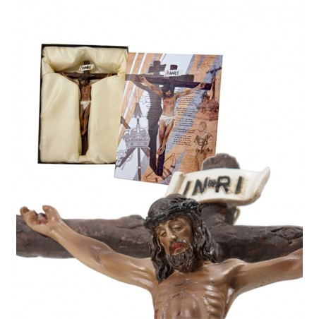 The Christ of the Good Death or Christ of Mena
