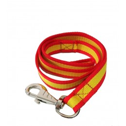 "Pet leash ""Flag of Spain"""
