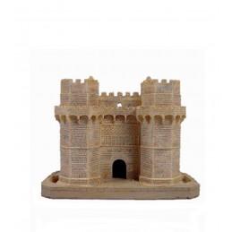 Replica of the Serranos Towers (Valencia)