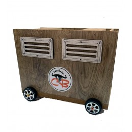 Children's bullfighting transport box