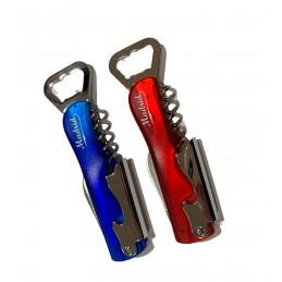 """Razor bottle opener """"Souvenir from Madrid"""""""