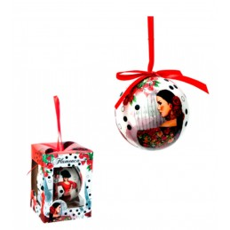 """Flamenco dancer"" Christmas Ball"