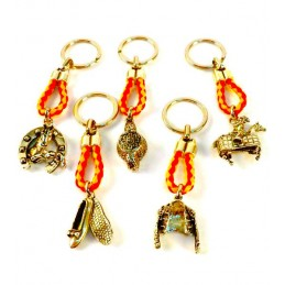 Spanish and bullfighting keychains
