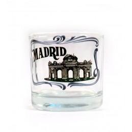 Verres à liqueur ou chupitos de Madrid
