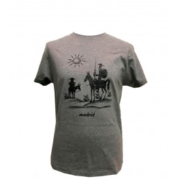 "Camiseta ""Don Quijote y Sancho"" adulto"