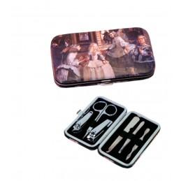Las Meninas manicure set