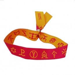 Bracelets taurines en tissu...