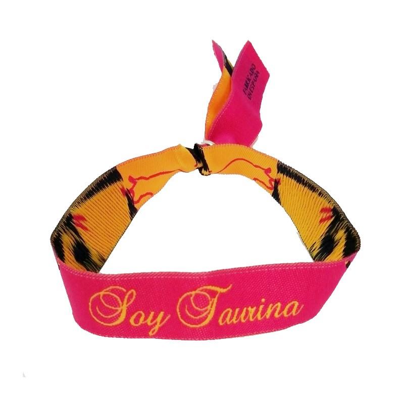 """Pulsera """" Soy Taurino, Soy Taurina"""""""