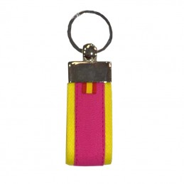 "Keyring ""Capote and Flag of..."