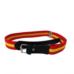 Children's Spanish flag belt