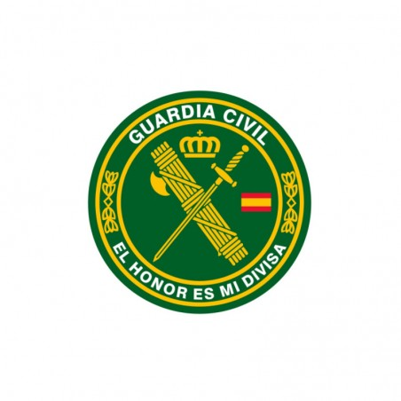 Spanish Civil Guard sticker