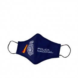Masque de la Police Nationale