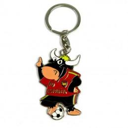Funny bulls keychains