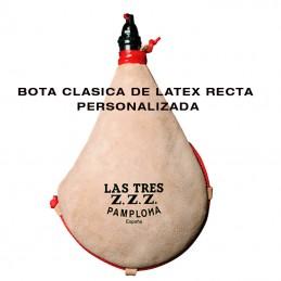 Classic straight latex wine...