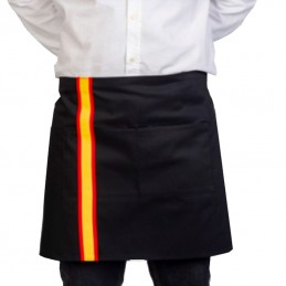 Short waist apron Flag of...