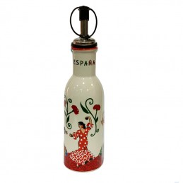 "Oil bottle ""Flamenca..."