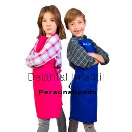 Delantal de cocina infantil...