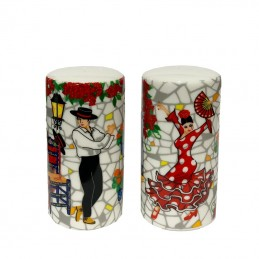 "Salt and pepper set ""Bull &..."