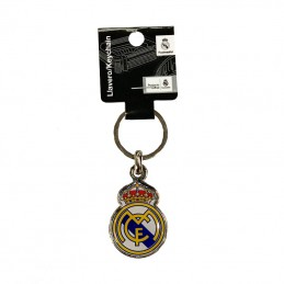Llavero metal escudo Real Madrid
