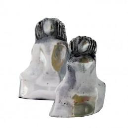 Figurine en aluminium...