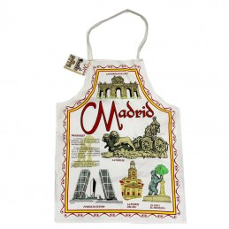 "Kitchen apron ""Souvenir..."
