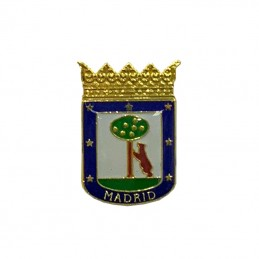 Madrid pins