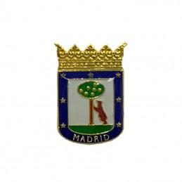 PIns Escudo Madrid Oso y Madroño