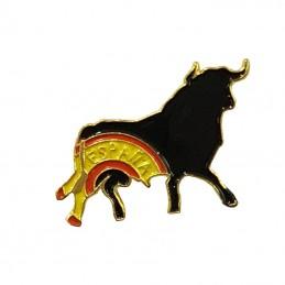 Pins Toro Bandera de España