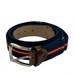 Spain flag elastic belt for...