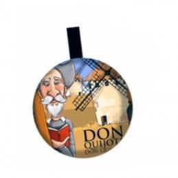 """Don Quixote"" Christmas balls"