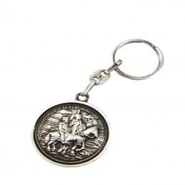 """Porte-clés en métal """"Don..."""