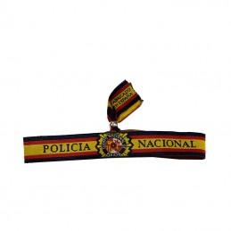 "Pulsera ""Policía Nacional"""