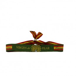 "Bracelet ""Vierge du Pilar"""