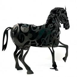 Figurine de cheval de forge