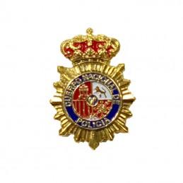 Pin de la Policía Nacional