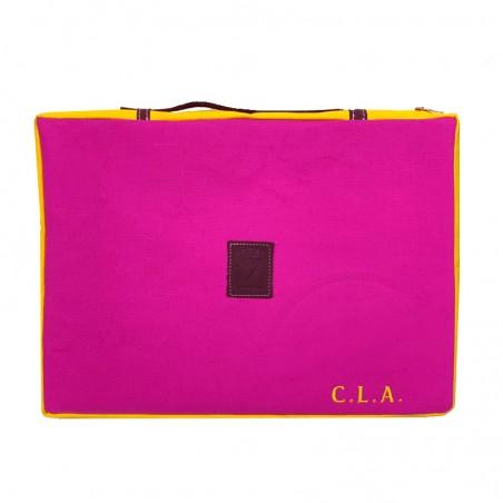 Almohadilla taurina color Capote personalizada